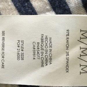 CAbi Tops - Cabi Size N tunic striped blouse dress Size M